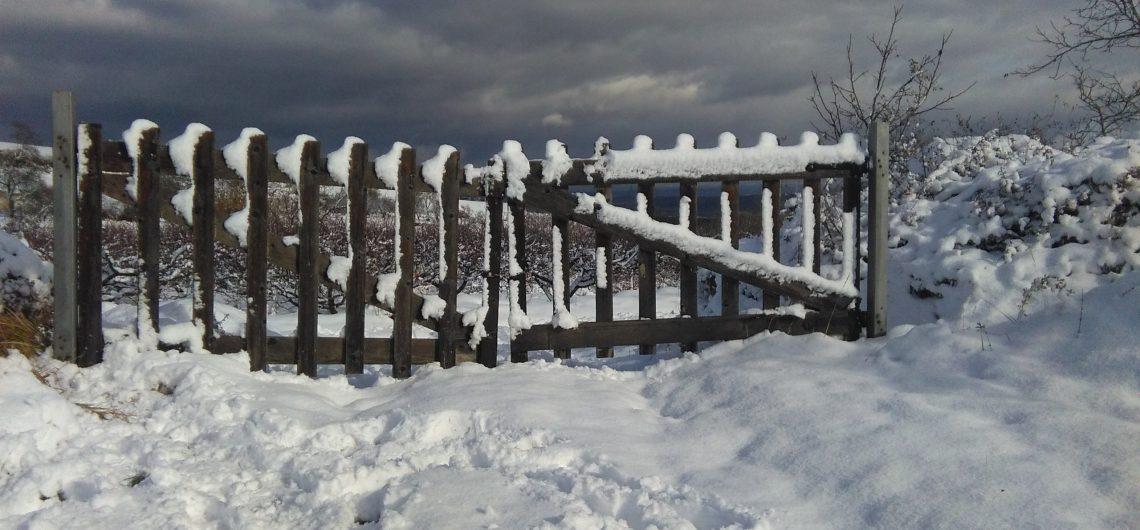 Rioja rural nevada