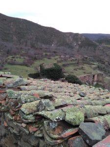 Olivan pueblo despoblado La Rioja